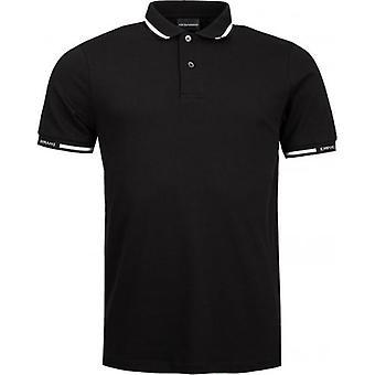 Emporio Armani Sleeve Logo Polo Shirt