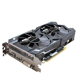 Amd Radeon Rx 560 4GB 128bit Gddr5 Placă grafică Pci Desktop Rx560 Placă video