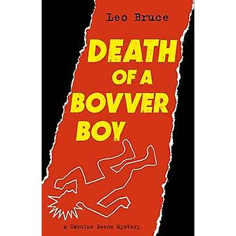 Death of a Bovver Boy by Leo Bruce - 9780897337335 Book