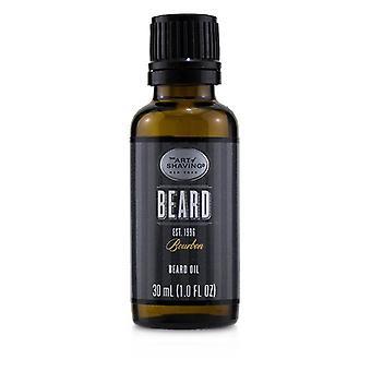 Sztuka golenia Beard olej-Bourbon 30ml/1oz