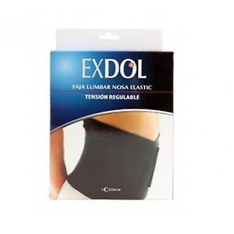 Exdol Exdol Gürtel eine Größe