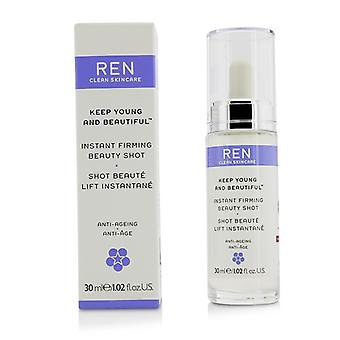 Ren Keep ung och vacker Instant Firming Beauty Shot 30ml/1,02 oz