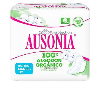 Ausonia Ausonia Organic Comprendesas Normal Alas 12 Uds Para Mujer