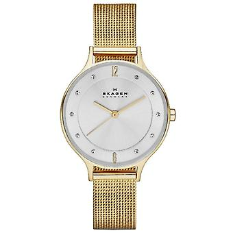Skagen Gold-Tone Ladies Watch SKW2150