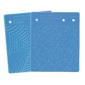 Fiskars Texture Plates Illusion