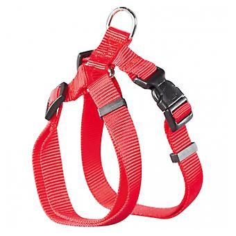 Arppe Harness One Touch Nylon Basic Red (Dogs , Collars, Leads and Harnesses , Harnesses)
