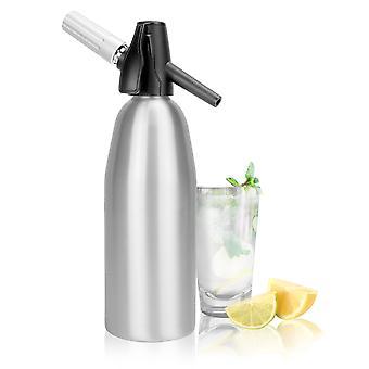 1L aluminium soda sifon | &M&W