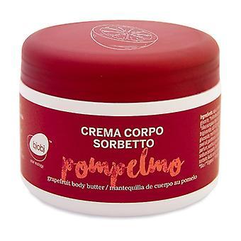 Sorbet - grapefruit body cream 200 ml