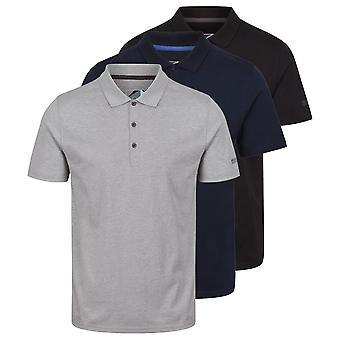 Regata Profissional Mens Essentials 3 Pack Polo Shirt