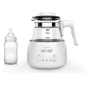 FengChun Baby Formula Wasserkocher mit integriertem Thermostat, zur Flaschenfütterung | hält jede
