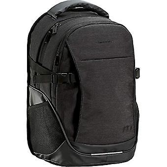 Sportandem Tandem Backpack City_1_Black, Unisex Adults, Black, One Size