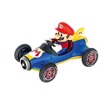 Carrera Mario Kart Mach 8 - Mario - Afstand bestuurbare auto - 9 km/u