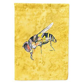 Caroline's Treasures 8851Chf Bee su tela bandiera gialla, grande, multicolore
