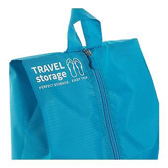 Shoe Organiser DKD Home Decor Travel Storage (2 pcs)