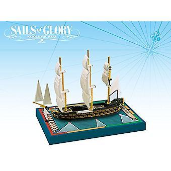 Sails of Glory: Artesien 1765 / Roland 1771 Board Game