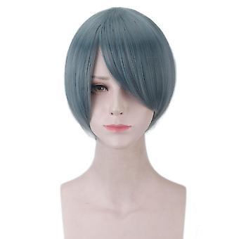 Anime Wigs Black Butler Ciel Synthetic Hair Wigs