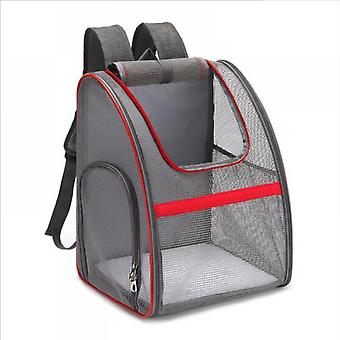 Pet Bag Breathable Outing Travel Carrying Bag Foldable Pet Bag