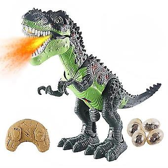 Tyrannosaurus Rex Giocattolo dinosauro elettrico Walking Animal Model Telecomando Dinosaur Toys  Rc Animali