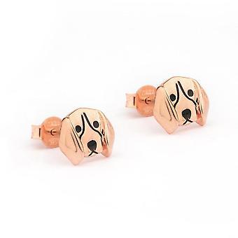 Jack & co pets - beagle earrings jce0838