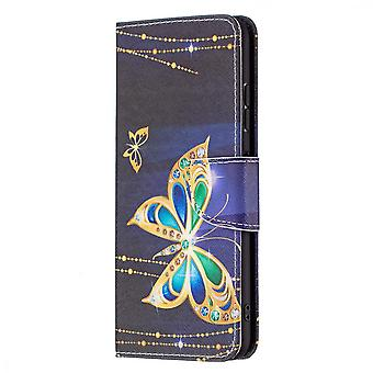 Samsung Galaxy A22 5g Case Pattern Magnetic Protective Cover  Butterfly