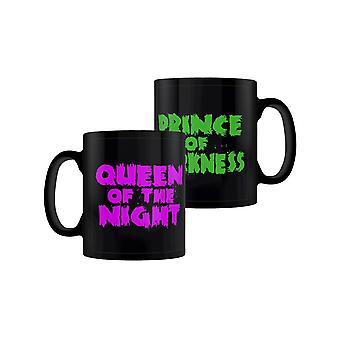 Grindstore Prince Of Darkness & Queen Of The Night -mukisarja (2 kpl pakkaus)
