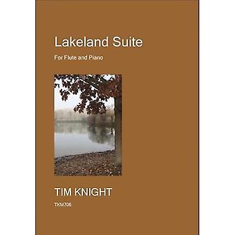 Knight: Lakeland Suite (Tim Knight ) FLUTE & PIANO