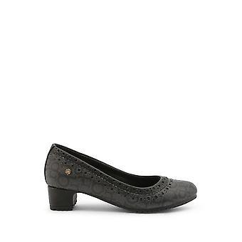 Roccobarocco - Sapatos - Saltos Altos - RBSC1JW01CRYSTD-NERO - Mulheres - preto,cinza - EU 37