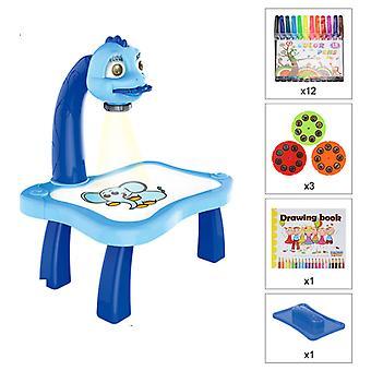 24 Styles Enfants Led Projecteur Art Dessin Table Jouets Enfants