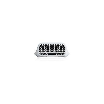 2.4G Tastaturtastatur til hvid trådløs meddelelseschatpad til Xbox One S-controller