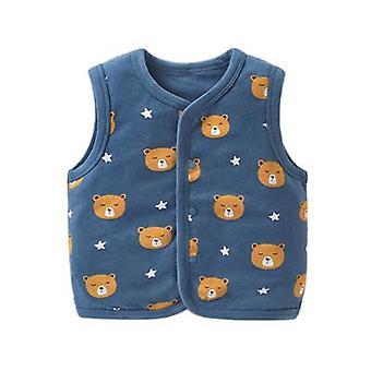 Colete de bebê, colete infantil, cardigan, casaco, topo