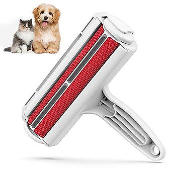 Pet Hair Remover Roller - Dog & Cat Fur Remover With Self-cleaning Base - Efficient Animal Hair Removal Tool - Perfect For Furniture, Couch, Carpet, C
