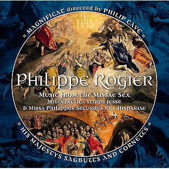 Rogier/Clemens/De Cabezon - Philippe Rogier: Music From the Missae Sex [SACD] USA import