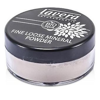 Lavera allentata polvere minerale - Fine # trasparente - 8g / 0,3 oz