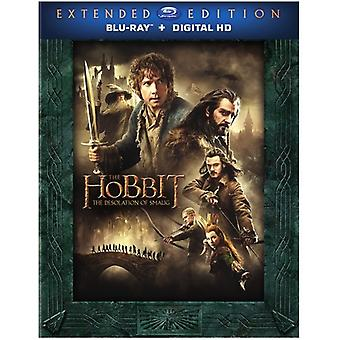 Hobbit: The Desolation of Smaug [BLU-RAY] USA import