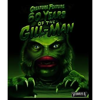 Creature Feature: 60 Years of the Gill-Man [Blu-ray] USA import
