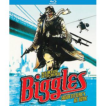 Biggles: Adventures in Time (1986) [Blu-ray] USA import