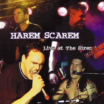 Harem Scarem - Live at the Siren [CD] USA import