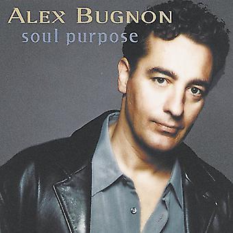 Alex Bugnon - Soul Purpose [CD] USA import
