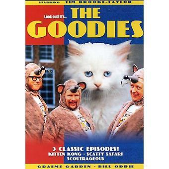 Goodies [DVD] USA import