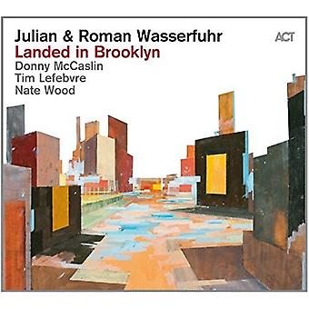Julian Wasserfuhr & Roman - landade i Brooklyn [Vinyl] USA import
