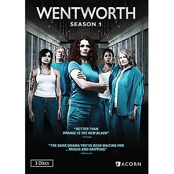Wentworth: Staffel 1 [DVD] USA import