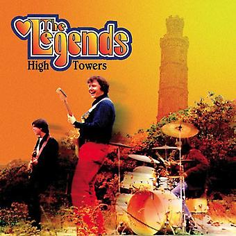 Legends - High Towers [CD] USA import