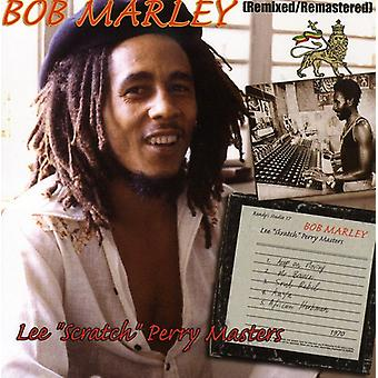 Bob Marley - Lee Scratch Perry Masters [CD] USA tuonti