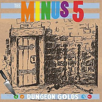 The Minus 5 - Dungeon Golds [CD] USA import