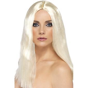 Star-stile parrucca, bionda
