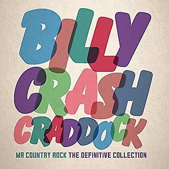 Billy Crash Craddock - Definitive Collection [DVD] USA import