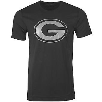 New era basic shirt - NFL Green Bay Packers black