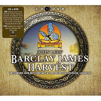 Barclay James Harvest - Live in Concert at Metropolis Studios [CD] USA import