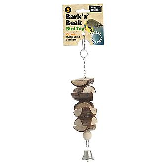 Ruff N Tumble Bark N Beak Bird Toy