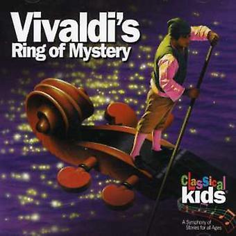 Classical Kids - Vivaldi's Ring of Mystery [Atlantic] [CD] USA import